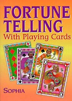 Poker card fortune telling
